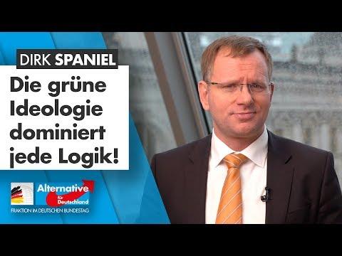 Die grüne Ideologie dominiert jede Logik! - Dirk Spaniel - AfD-Fraktion im Bundestag