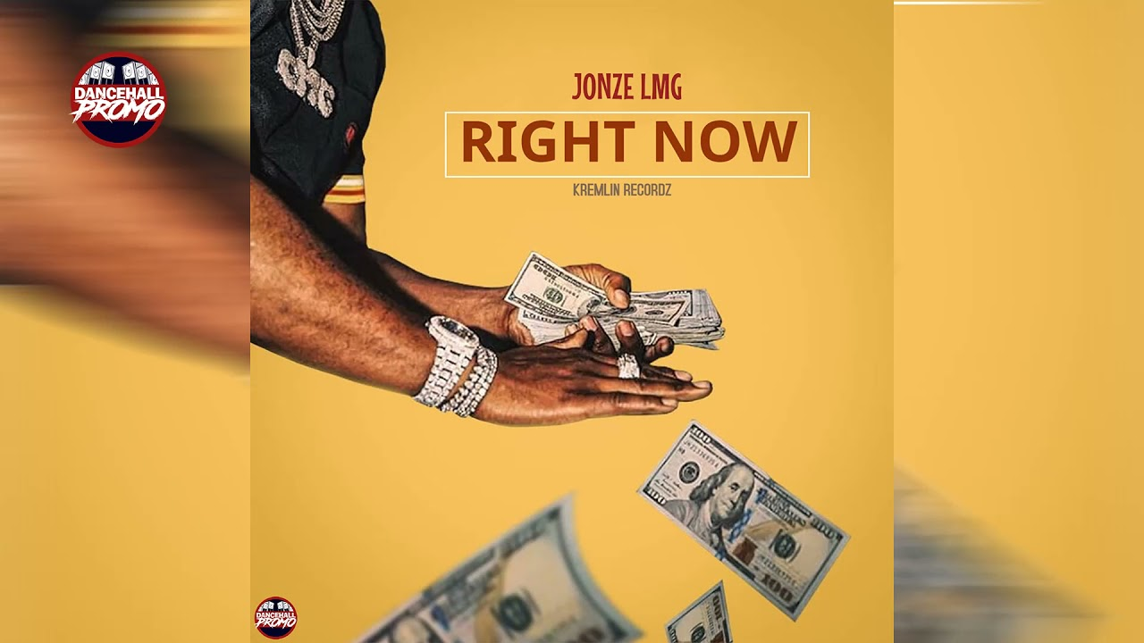 Jonze Lmg - Right Now (Kremlin Recordz)