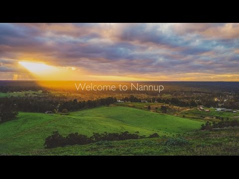 Welcome to Nannup