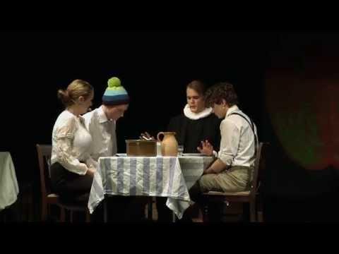 En verden til forskel - Teater - Dronninglund Gymnasiet