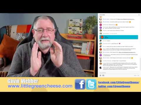 Ask The Cheeseman Live #33! Meet the Furry Cheese Taster!