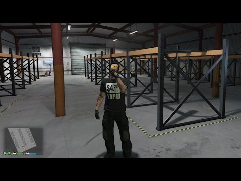 Ep100 Selling Full Warehouse Fail! CEO Special Cargo Sell! - Let's Play GTA 5 Online PC 1080p HD