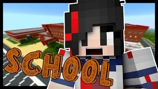 Minecraft School: MEET YANDERE! [14] | (Minecraft Roleplay) Season Two