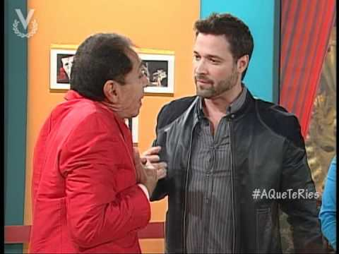 A Que Te Ríes - Invitado Especial Ricardo Álamo 27 de mayo 2012
