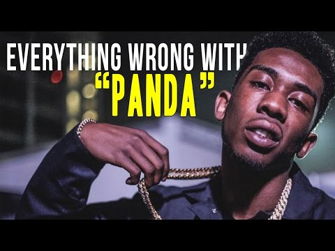 "Everything Wrong With Desiigner - ""Panda"""