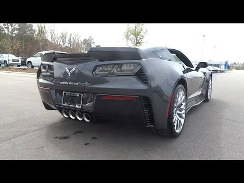 Hendrick Chevrolet Cary Nc >> 2017 Chevrolet Corvette Durham, Chapel Hill, Raleigh, Cary ...