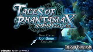 tales of phantasia narikiri dungeon x gen d3 by psy