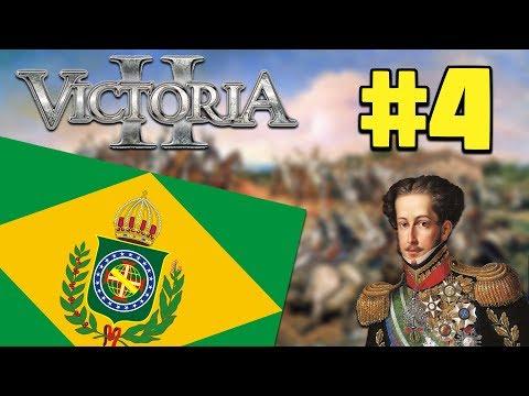 VICTORIA II   BRAZIL #4   JACOBINS
