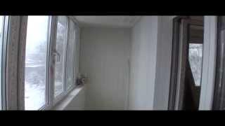 Максимус окна - обшивка балкона белой пластиковой вагонкой(, 2013-12-05T19:03:28.000Z)