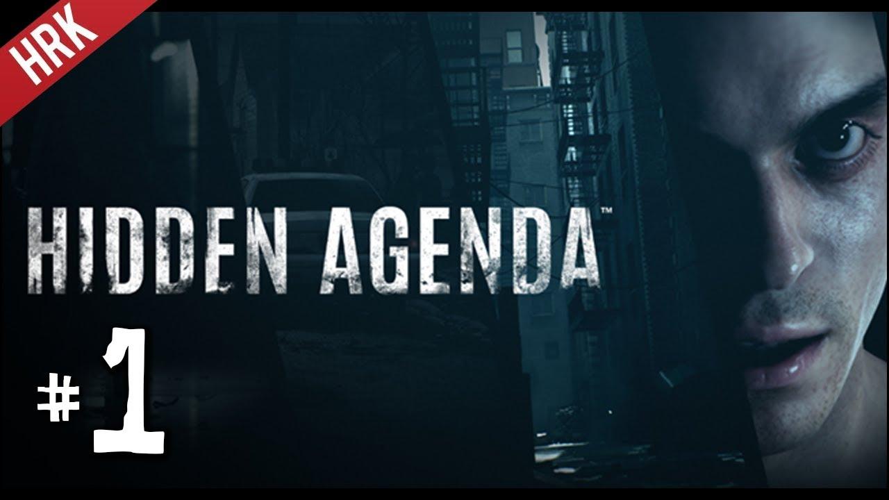 คดีฆาตกรรมระเบิดแบ้มมรณะ - HIDDEN AGENDA #1