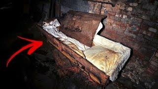 UNGLAUBLICH gruselig, was in diesem SARG gefunden wurde | MythenAkte
