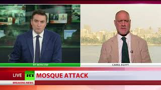 Sinai Mosque Massacre: At least 200 confirmed dead, scores injured in bomb & gun attack