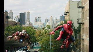 スパイダーマンとアイアンマンの競演で話題となっているスパイダーマン...