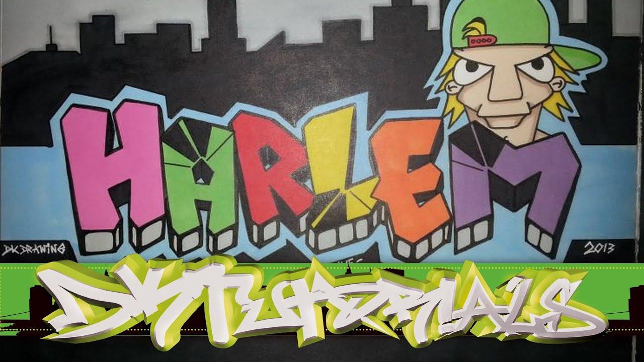 R Graffiti Letters Graffiti Tutorial - Ho...
