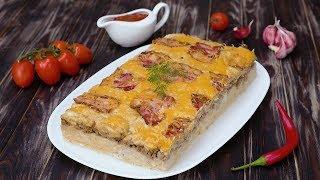 Как приготовить запеканку из цветной капусты с мясом и сыром - Рецепты от Со Вкусом