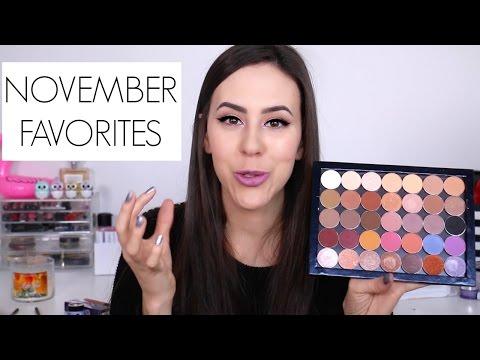 November Favorites 2016 | Beauty With Emily Fox