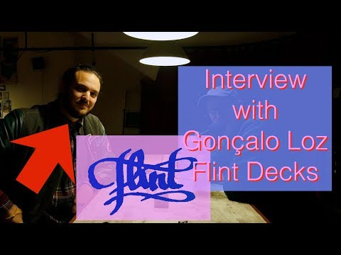 Interview with Flint - Gonçalo Loz - The Onkel Urban Show #7