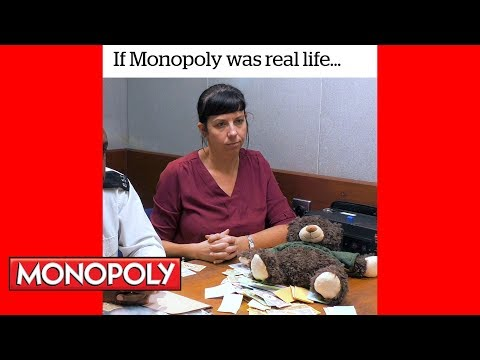 If Monopoly Was Real Life - Hasbro Gaming