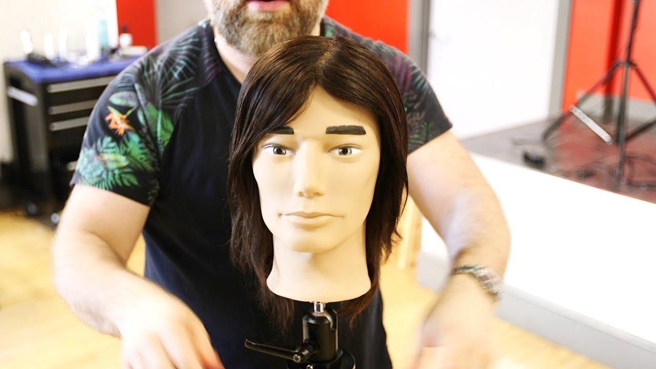 keanu reeves john wick 3 haircut - cyberpunk 2077 - thesalonguy