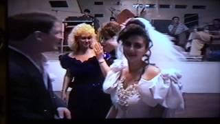 Свадьба Артура и Карины.Ресторан,,Новороссийск,,27/8/1994г