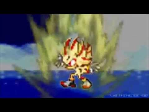 Sonic And Shadow Vs Nerve Full Fight