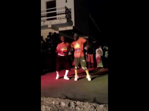 All Stars Azonto dance