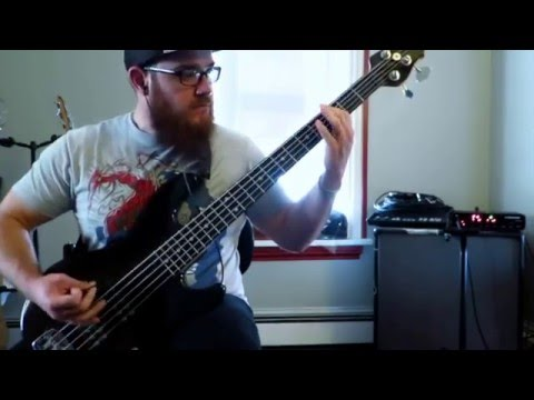 Every Time I Die - Tusk and Temper (Bass Cover) mp3