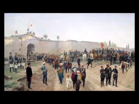 The Russo-Turkish War -  Battle of Nikopol