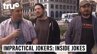 Impractical Jokers - Murr's Ex-t Message