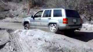 1998 Grand Cherokee 5.9 with *WORN* Limited Slip Differential