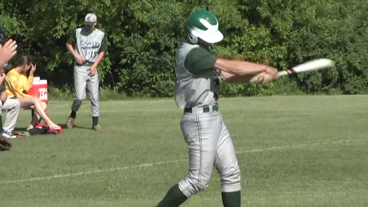 Chazy - Indian Lake Long-Lake Baseball  5-30-12