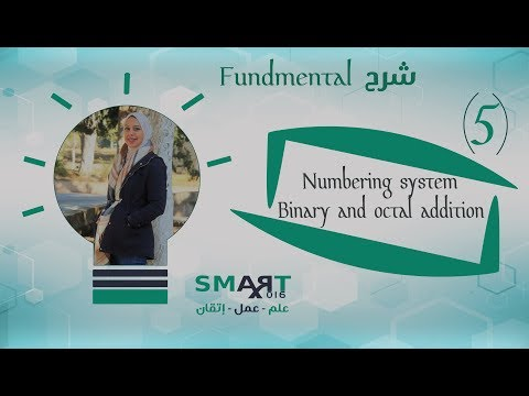 Fund || Numbering system (5) binary addition and octal addition