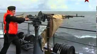 NSV 12.7mm Heavy Machine Gun
