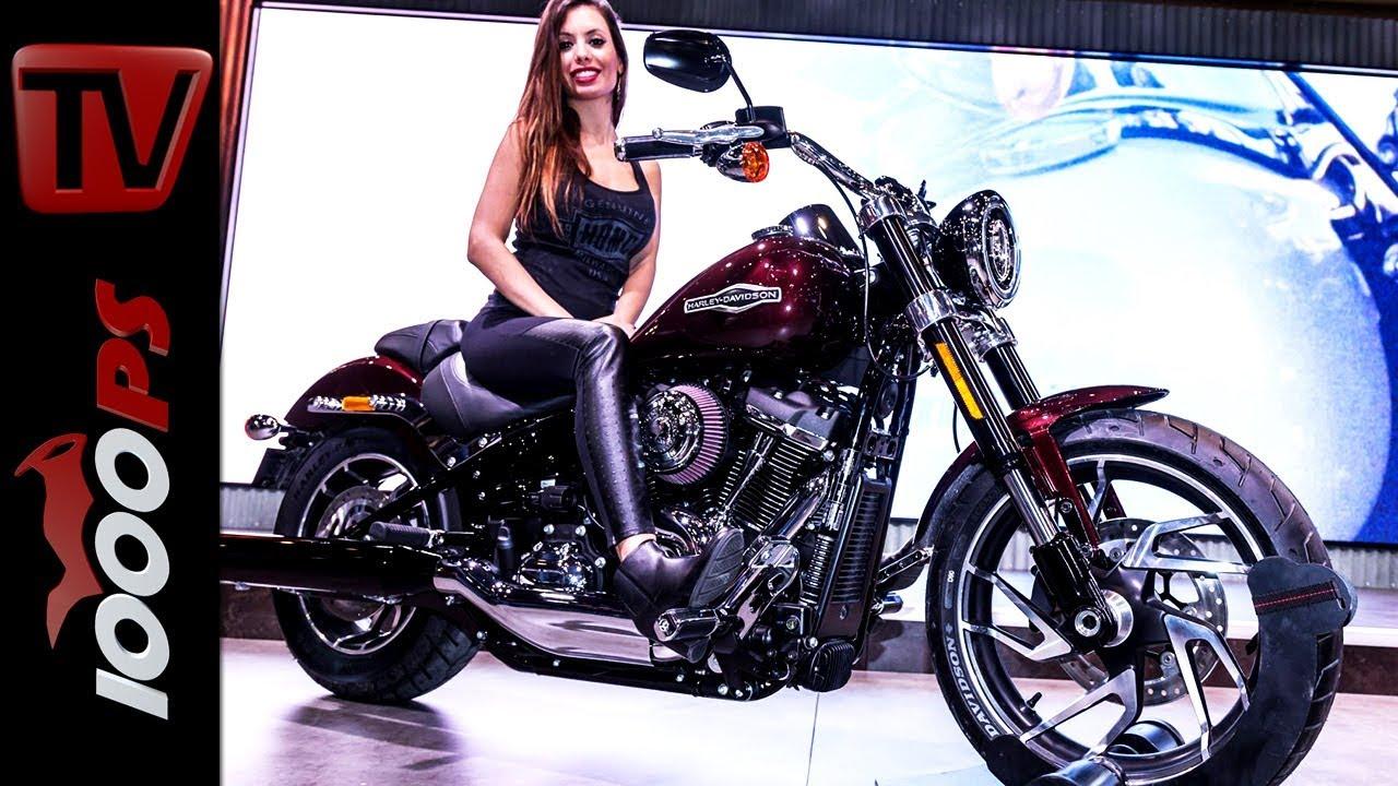Harley Davidson Neuheiten