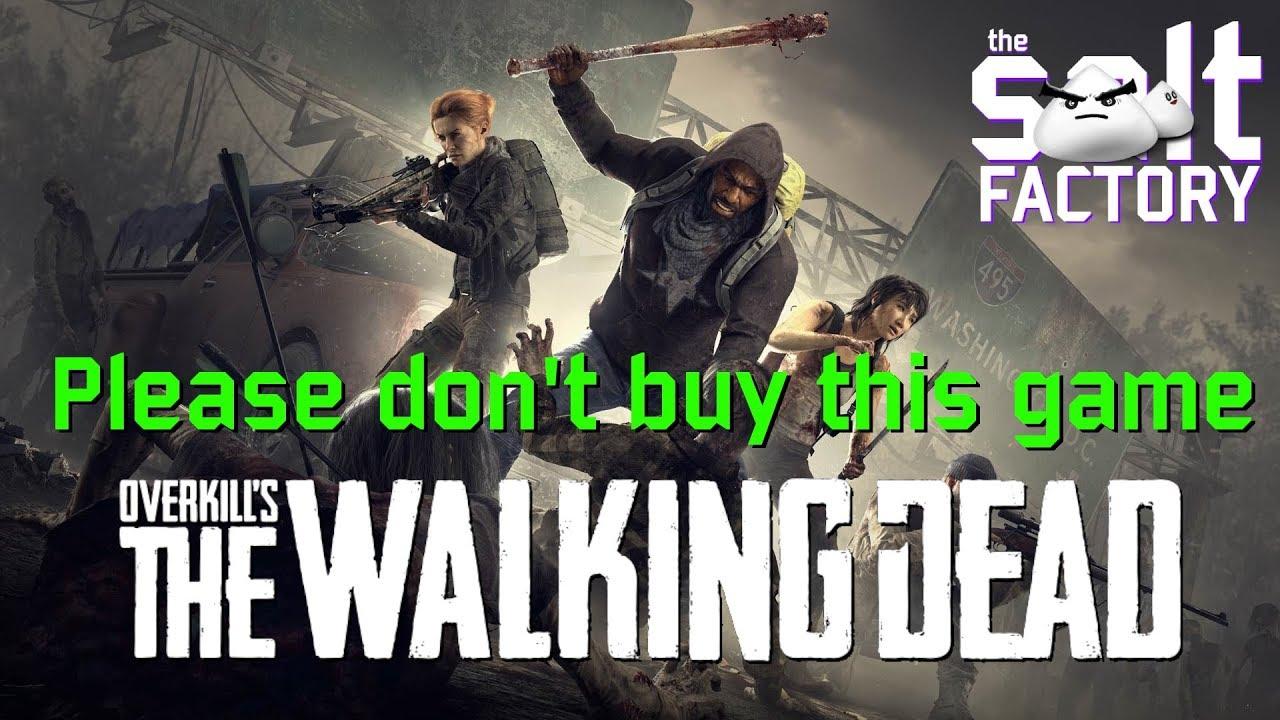 Overkill's The Walking Dead Cheats Offer Infinite Health