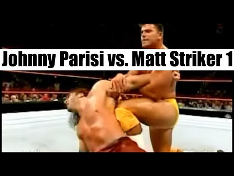 Johnny Parisi vs Matt Striker 01