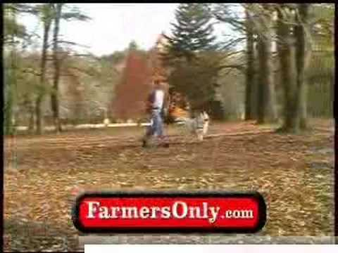 FarmersOnly Dating Site Connects Singles in the Country Video - ABC News