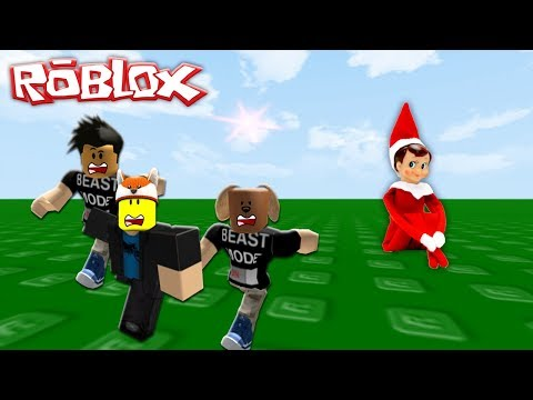 Dr Elf Roblox Roblox Elf On A Shelf Tries To Attack The Little Club Youtube