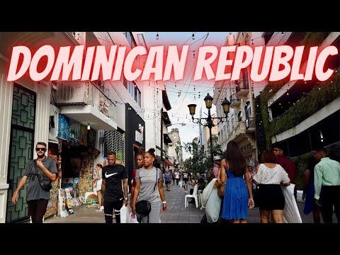 First Impressions Living in Santo Domingo Dominican Republic