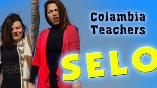 Colambia Тeachers - SELO (девчонки из клипа Стиль Бурсачки)