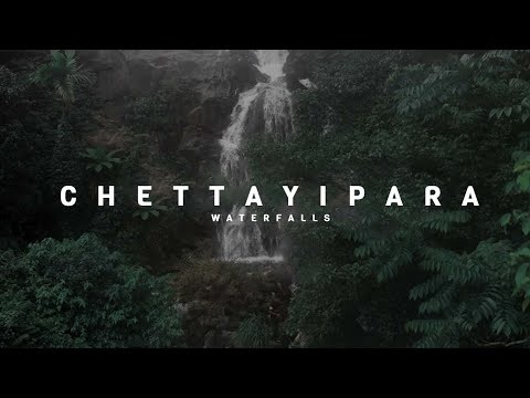 Chettayipara Waterfalls | Cinematic Travel Vlog | Kannur