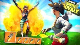 Benutzt NICHT die *NEUE* STINKBOMBE! 🤢 | Fortnite Battle Royale