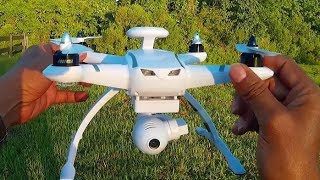"AOSENMA CG-035 GPS QUAD ""THE REAL DEAL REVIEW!"""