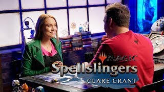 Day[9] vs. Clare Grant | Magic: The Gathering: Spellslingers | Season 4, Episode 2