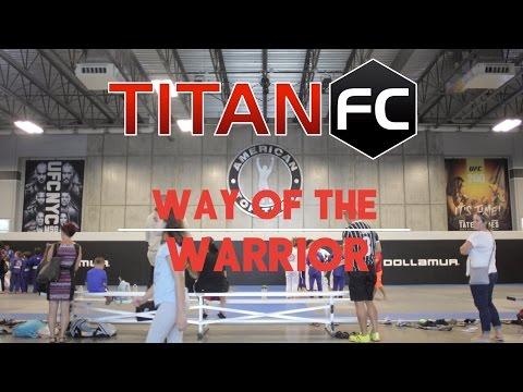 Titan FC 44 - Marc Stevens - Way Of The Warrior