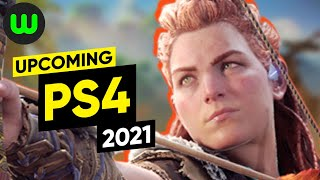 Top 25 Upcoming PS4 Games for 2021