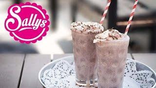 Schokoladen-Milchshake cremig & schokoladig