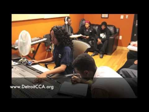 Detroit Central Collegiate Academy MEAP Assessment