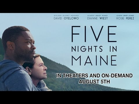 Five Nights in Maine - Official Trailer