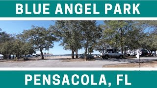 Campground Review: Blue Angel Naval Recreation Area in Pensaco…